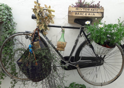 unesco-sites-cycling-in-puglia-bike-on-the-wall