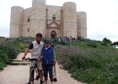 unesco-sites-cycling-in-puglia-biker-castel-del-monte