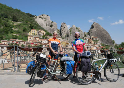 Cycling tour in Basilicata and Puglia - Dolomiti Lucane