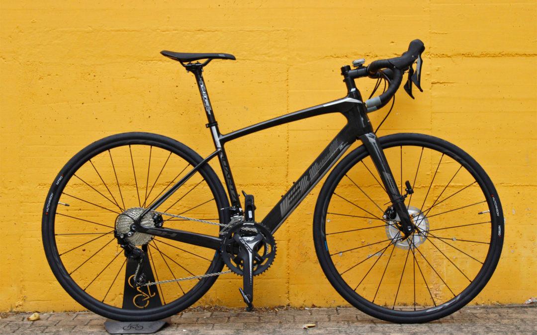 New BH Bikes Quartz Disc 3.0 for your cycling tours across Puglia and Basilicata