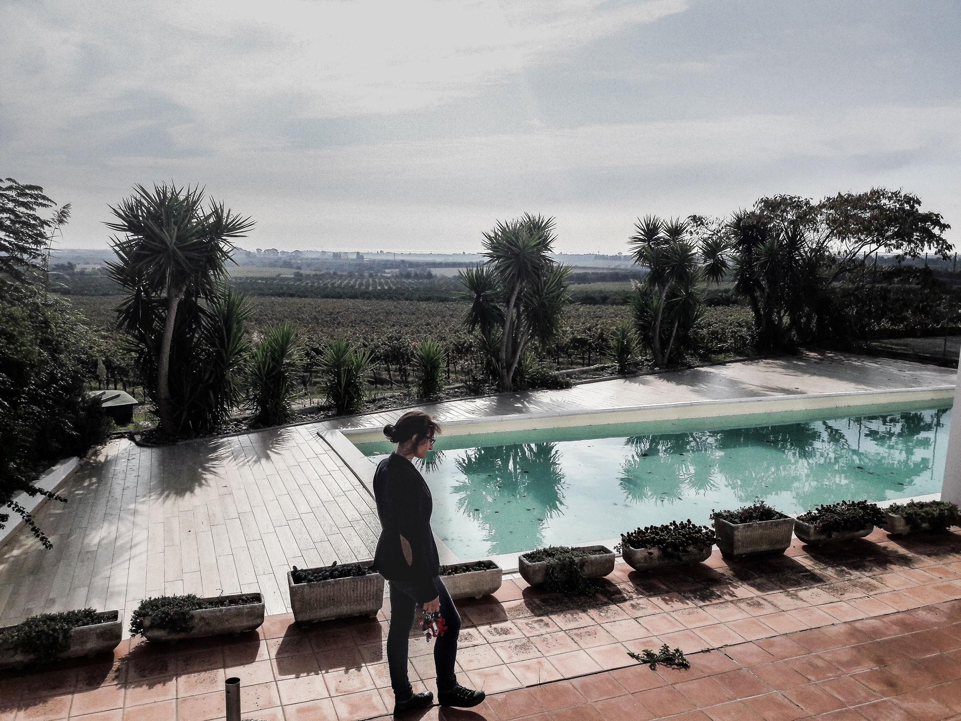 A resort around Montalbano Jonico