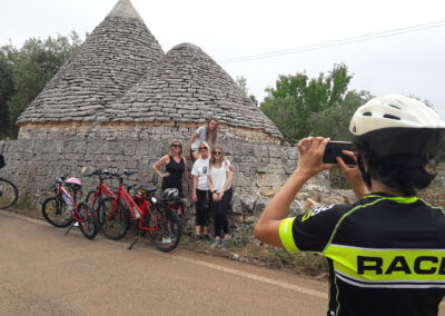 Unesco Sites Of Puglia and Basilicata Cycling Tour